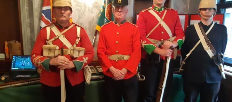 Victorian Military Society Seminar – 2019